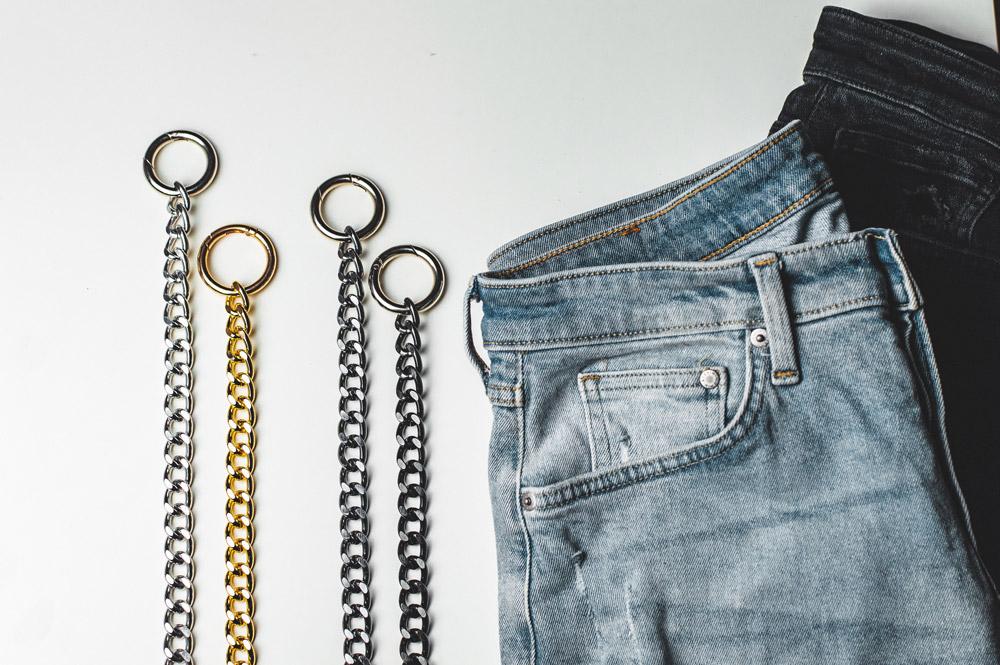 Lanțuri de pantaloni